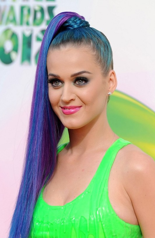 Hair Evolution Of Katy Perry Essential Beauty